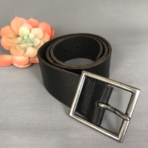 ANTHRO BDG leather belt sz S